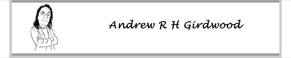 ARHG! Andrew R H Girdwood